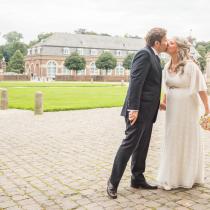 Der Kuss des Bräutigam