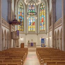 Ev. Stadtkirche Baden-Baden