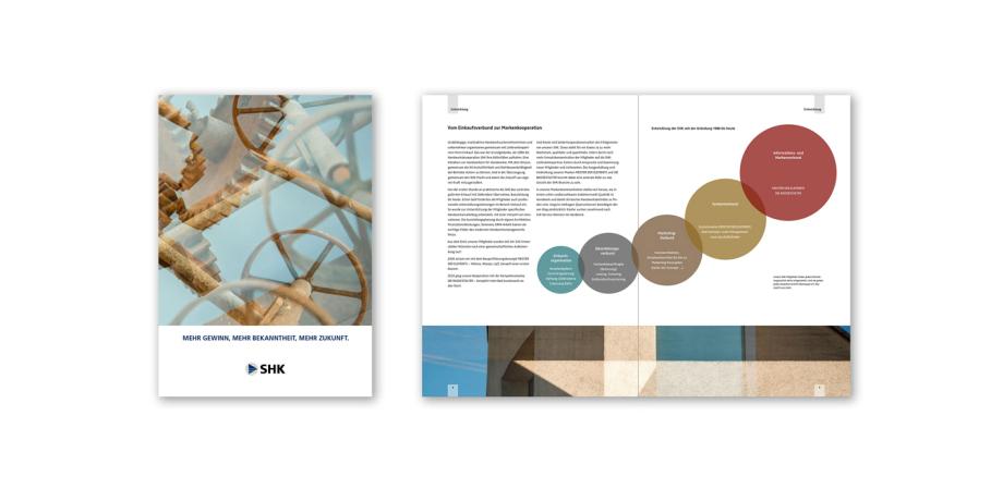 Der Jahresbericht der SHK AG für das Berichtsjahr 2014